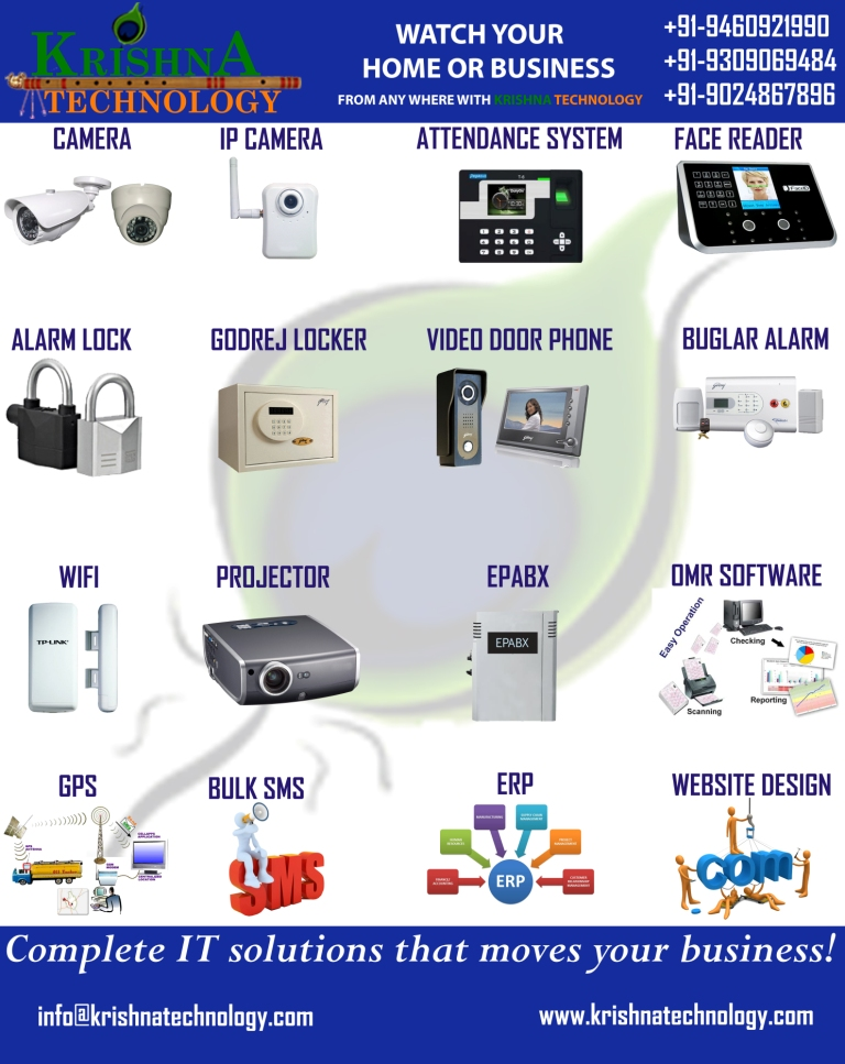 Krishna Technology Complete Security Solutions